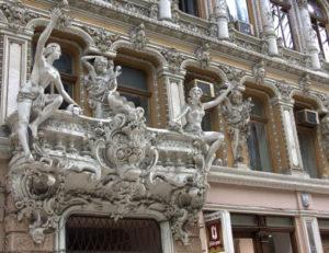 Экскурсия архитектура Одессы