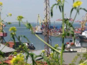 Экскурсия в Одесский порт