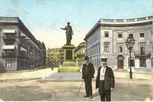 Оглядова екскурсія по Одесі