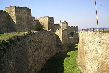 Белгород Днестровская крепость