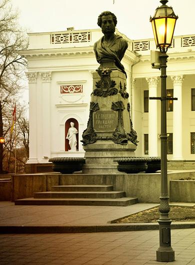 Экскурсия Литературная Одесса